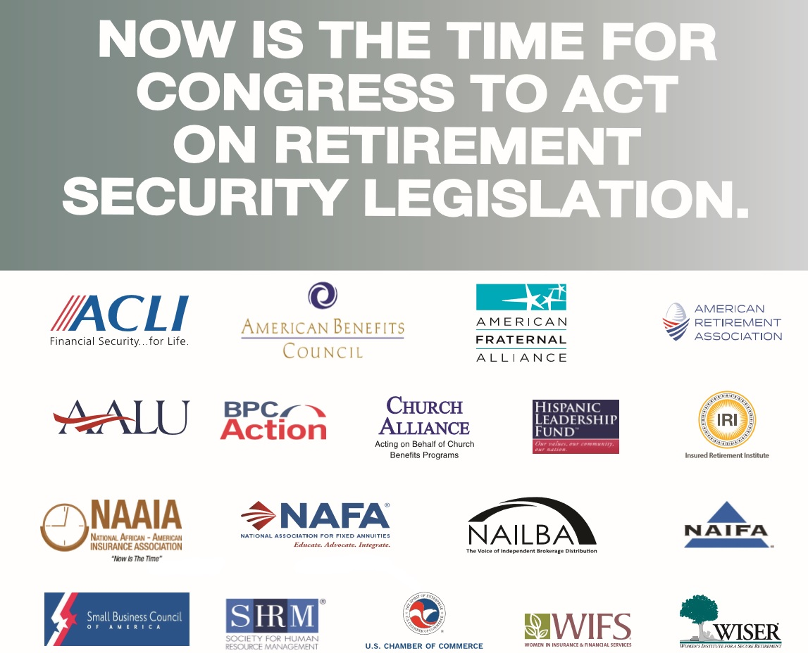 Retirement Savings Legislation